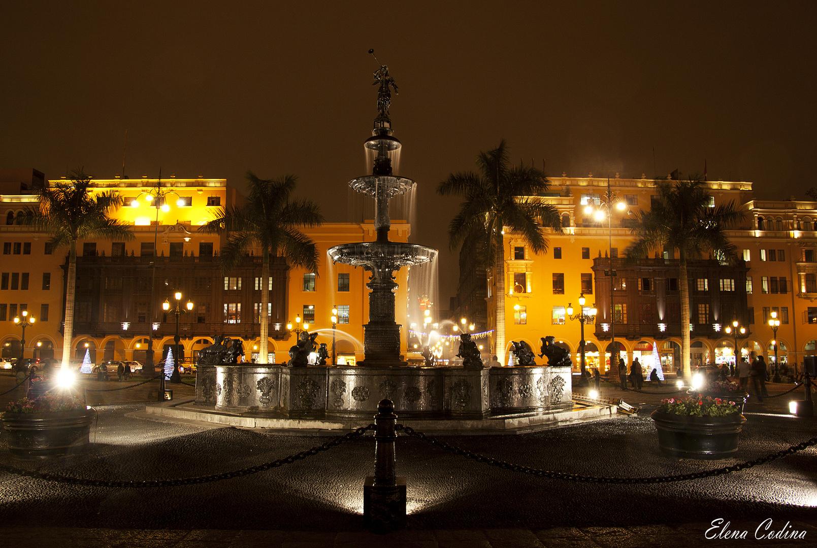 Recuerdos de Lima