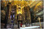 Recuerdos de Palama de Mallorca, una iglesia, detalle