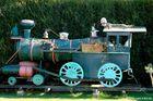 Recyclage miniature train
