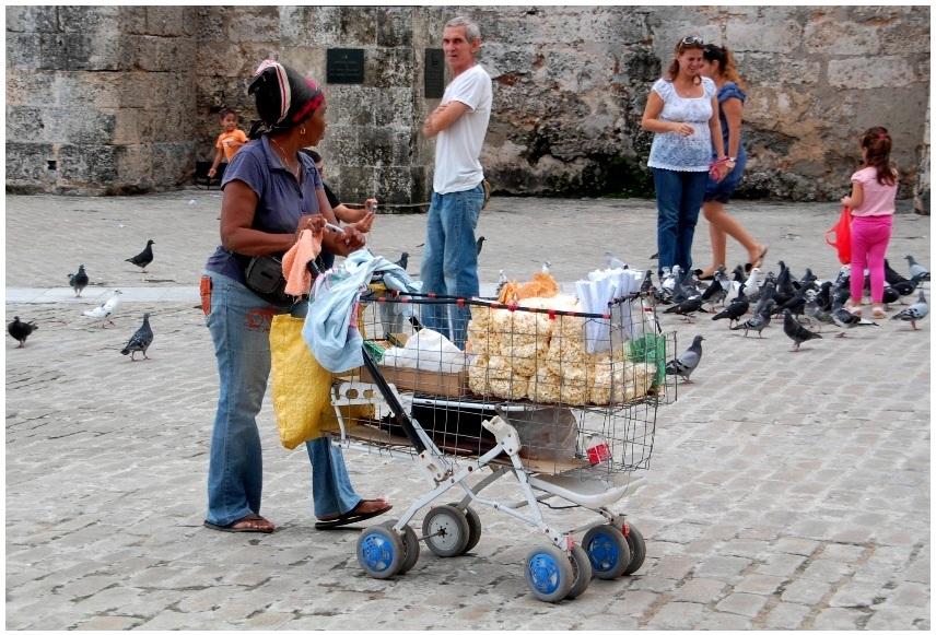 Recycling auf kubanisch