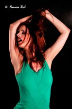 Red and Green - Beauty Ariel
