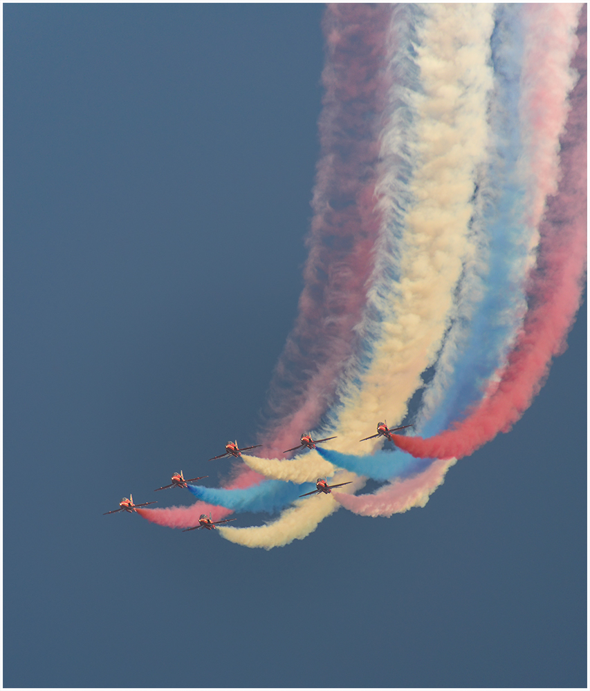 Red Arrows Display 2