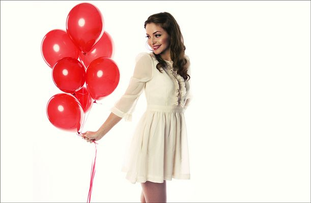 - red balloons -