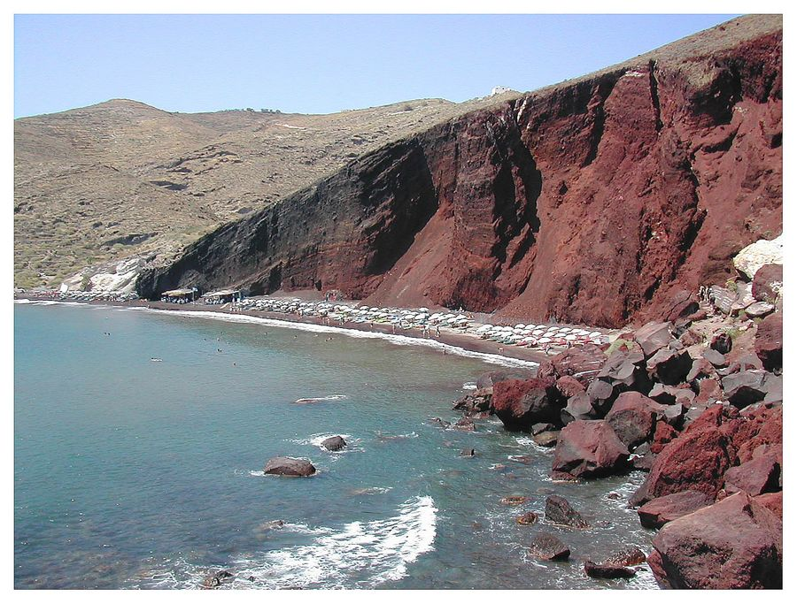 Red Beach