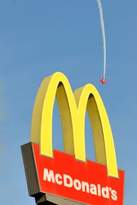 Red Bull Air Race - McDonald Kamikaze