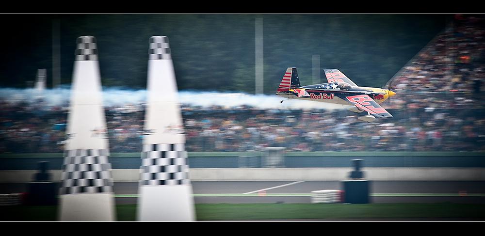 Red Bull Air Race WM 2010, Eurospeedway Lausitz - 02