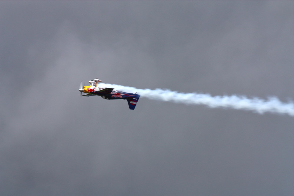 Red Bull Airrace - Hannes Arch- Display