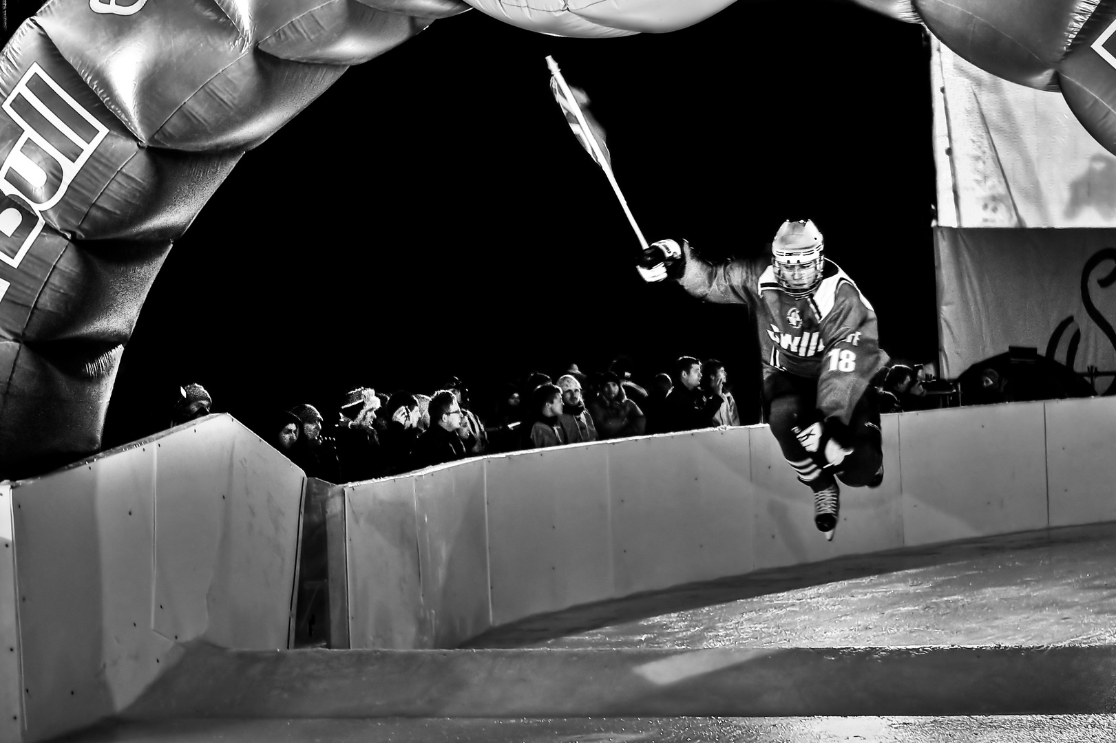 Red Bull Crashed Ice II - So High