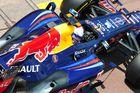 Red Bull geniesst die Pole Positon