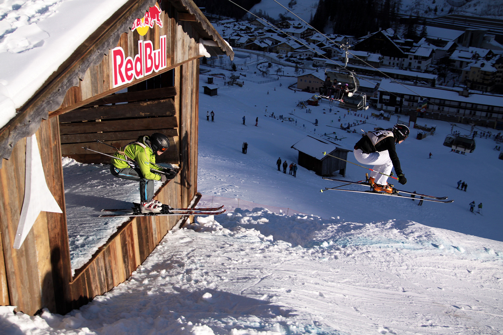 Red Bull Hüttenralley 2010