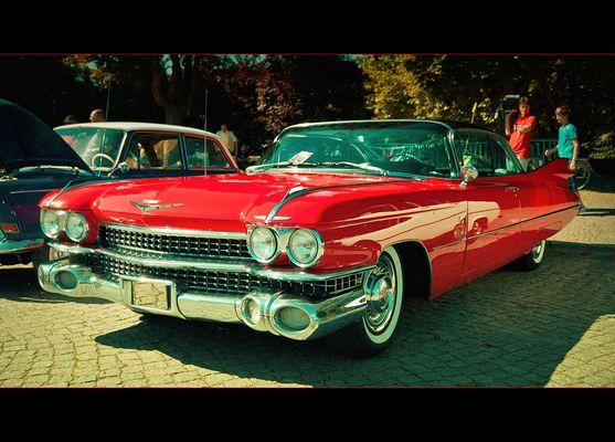Red Cadillac