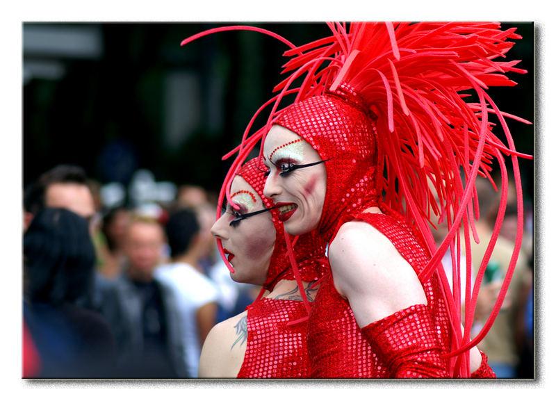 Red Divas