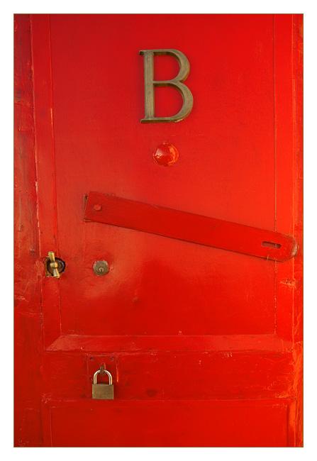 ||| Red Door |||