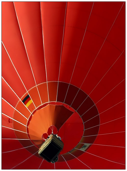 ....red, hot and high....