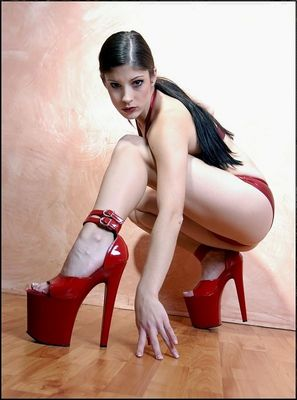 Red Hot Shoes I
