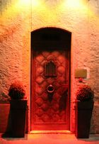 Red-Light-Door