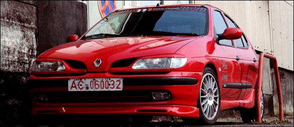 Red Megane