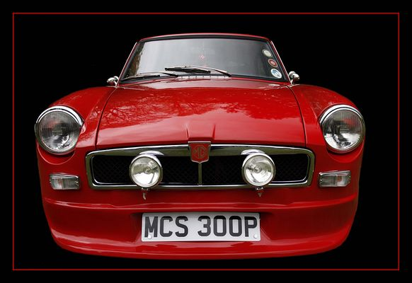 Red MG