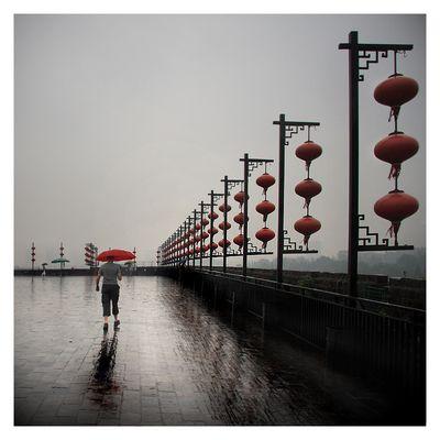 red | rain -