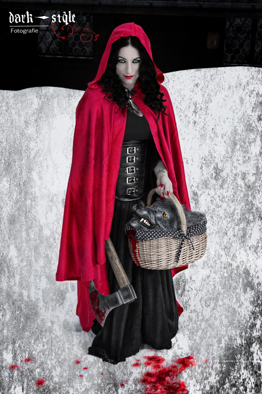 Red Riding Hood strikes back