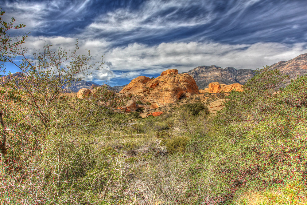 Red Rock Canyon HDR (5)