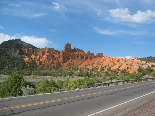 Red Rock Canyon/Bryce Canyon