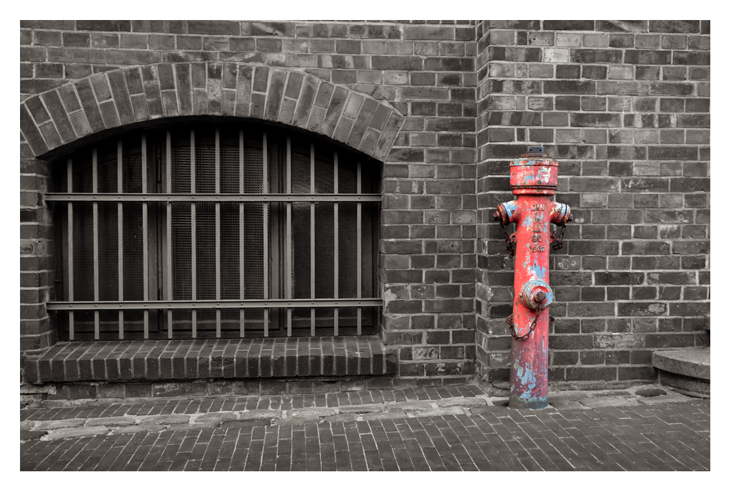 Red + Rust No.1