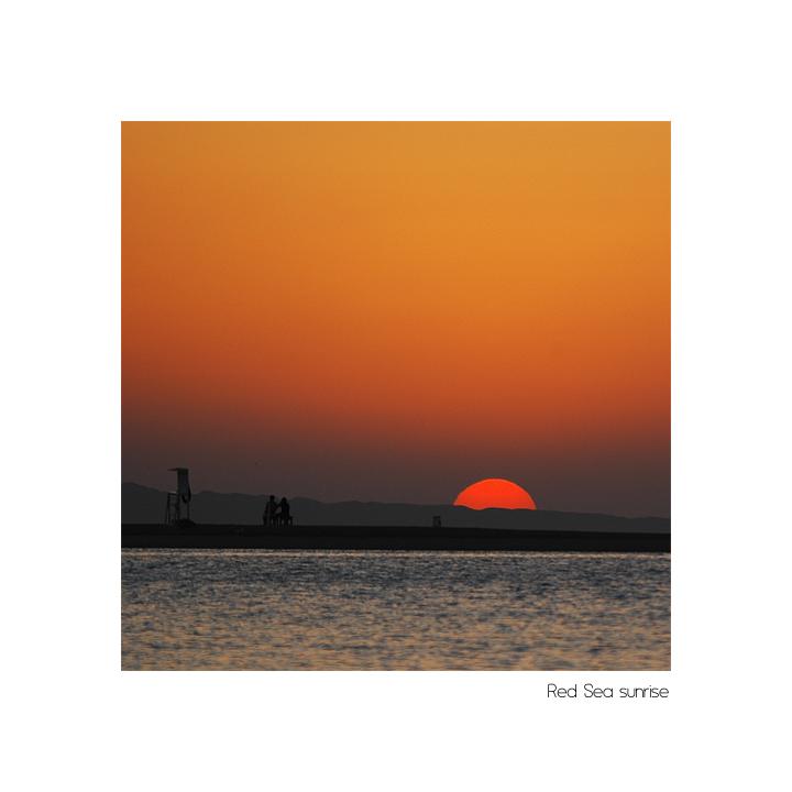 Red Sea sunrise I (reload)
