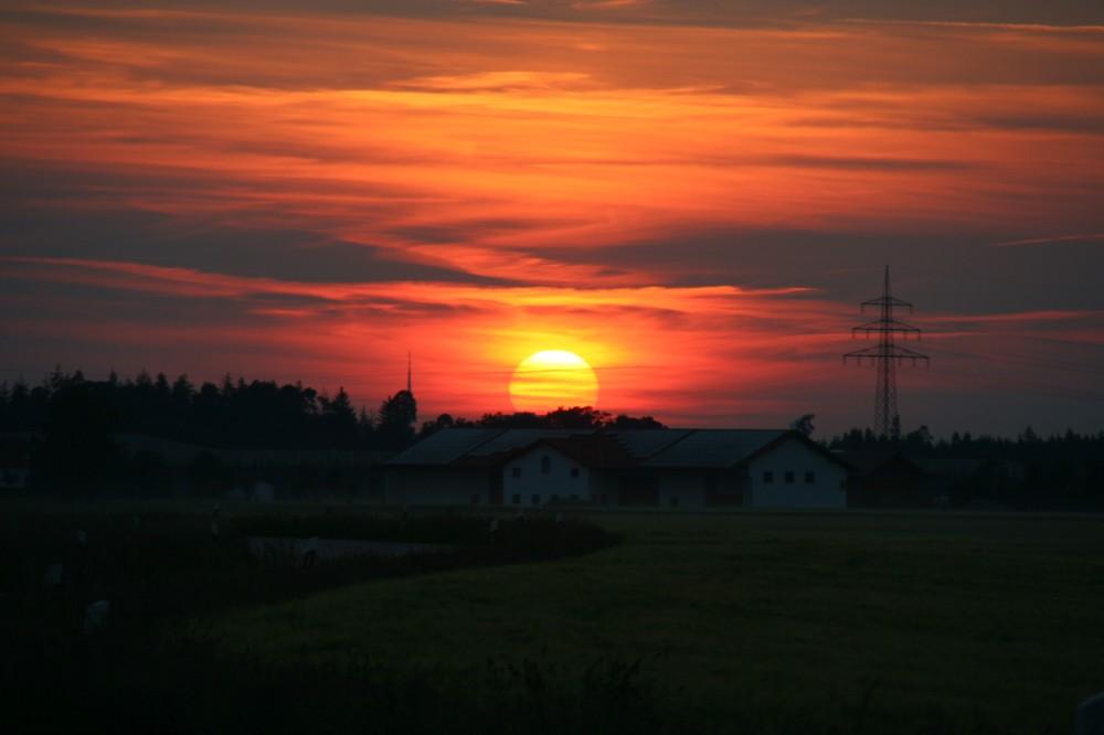 Red Sun II