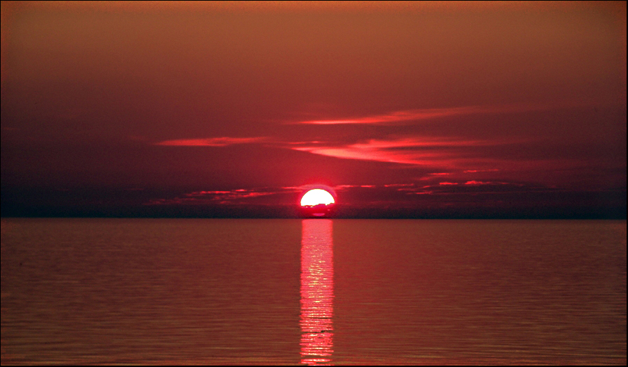 Red Sundown
