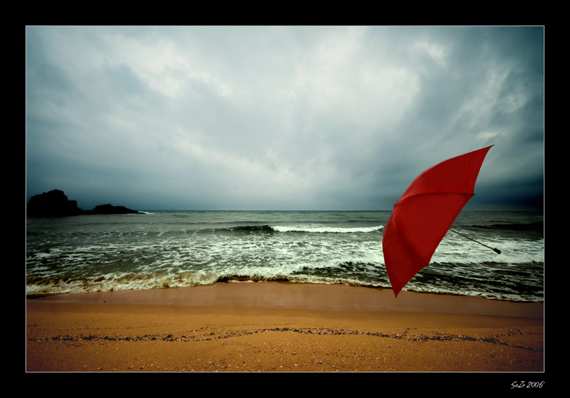 Red Umbrella II