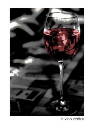 - red wine -