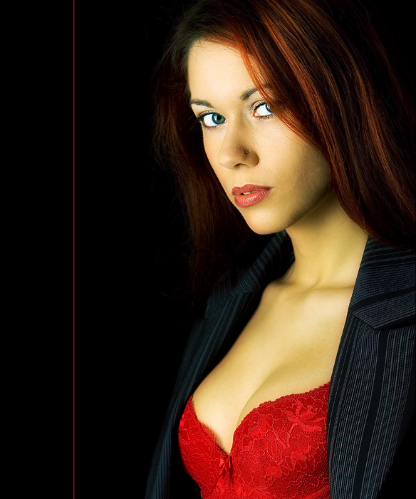 red~business~suit II