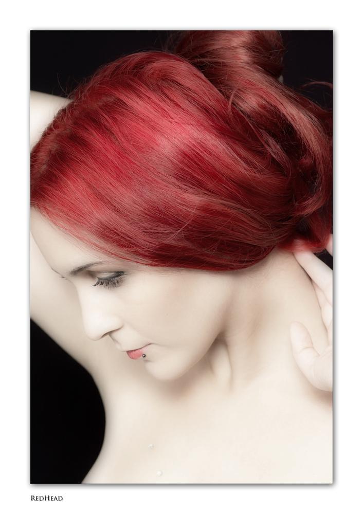 """""""RedHead"""" (Forum Fotografie 2013)"""