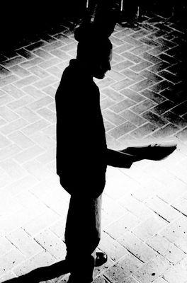Redner der Schatten