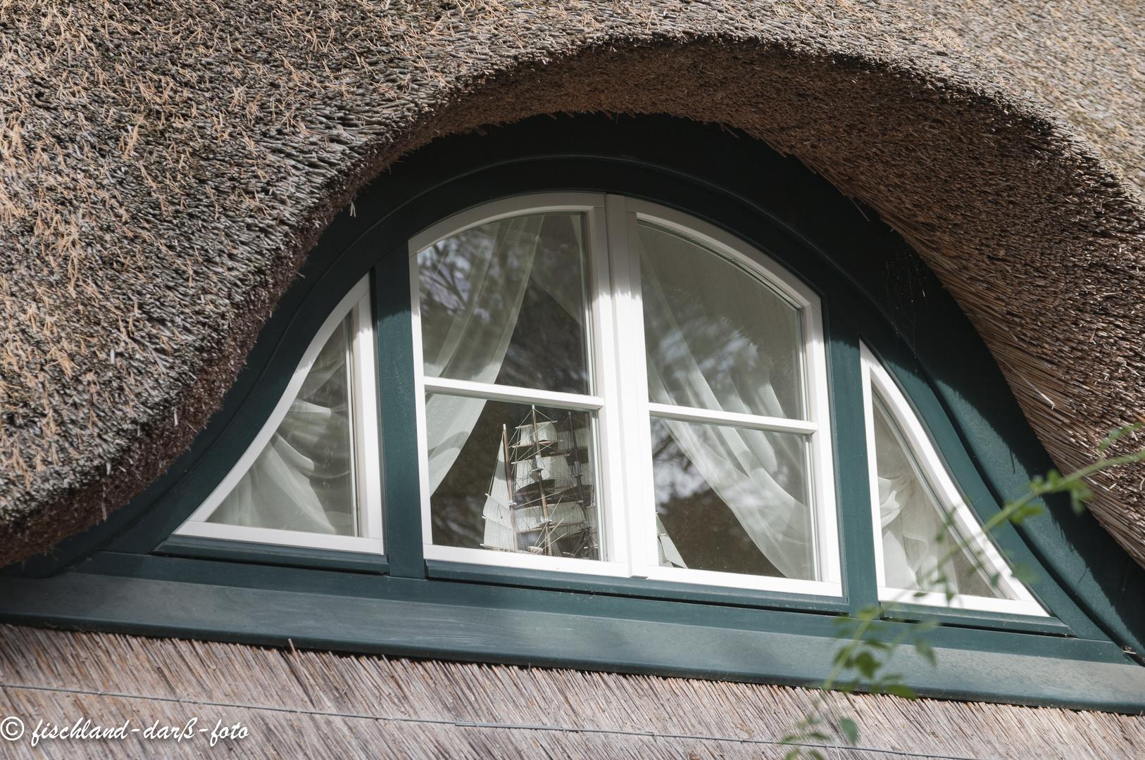 Reetdachfenster