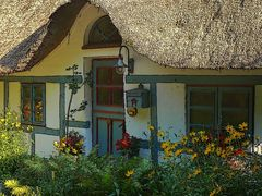 Reetdachhaus in Angeln