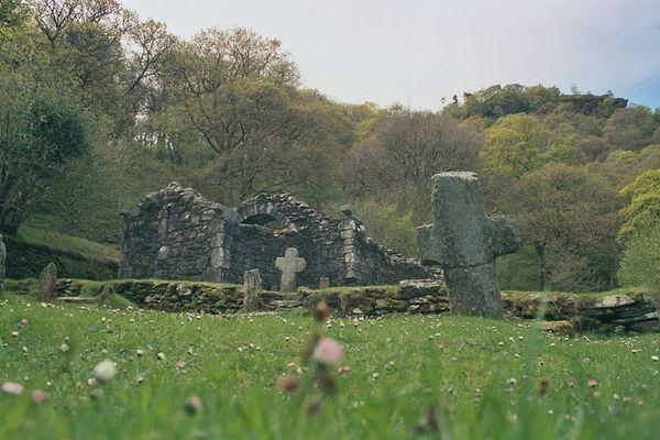 Refert Church in Glendalough/Upper Lake II
