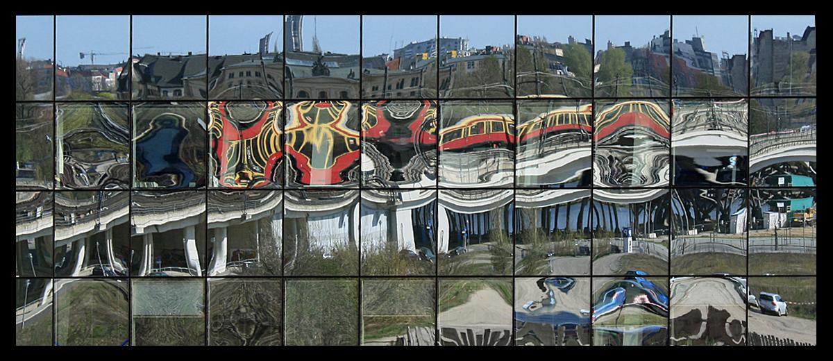 Reflecting Berlin