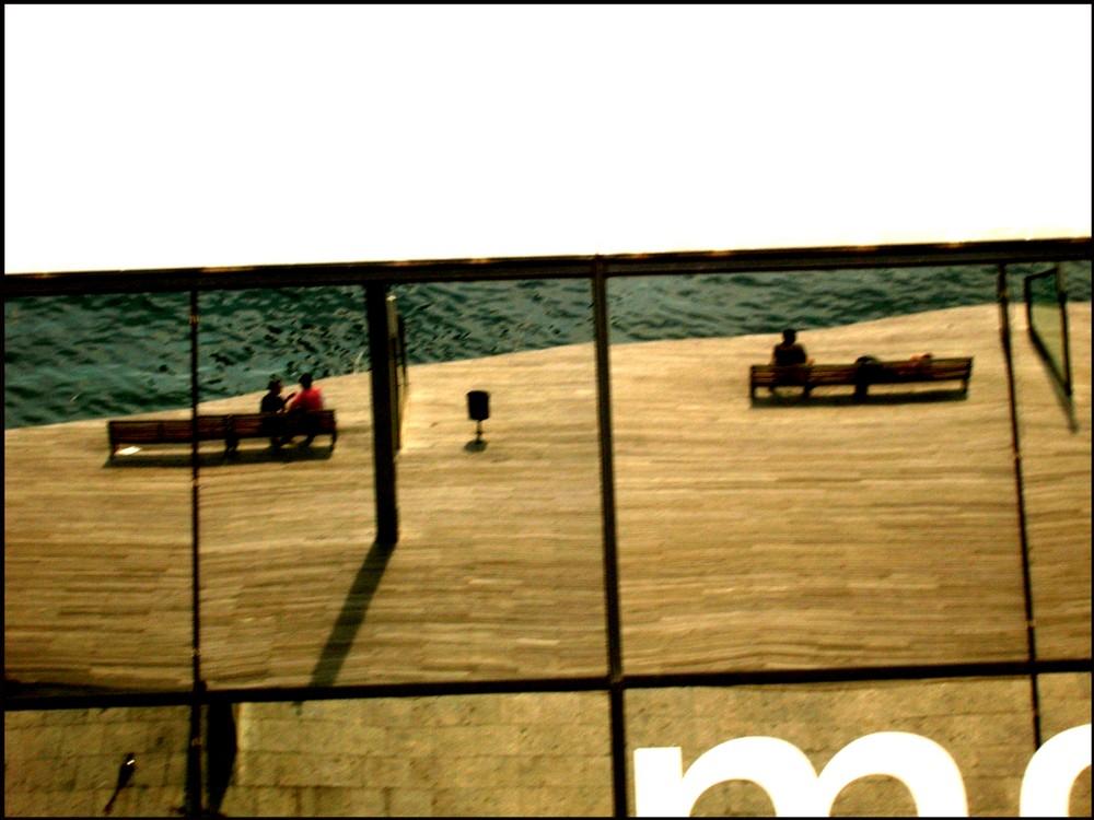 //reflection//barcelona