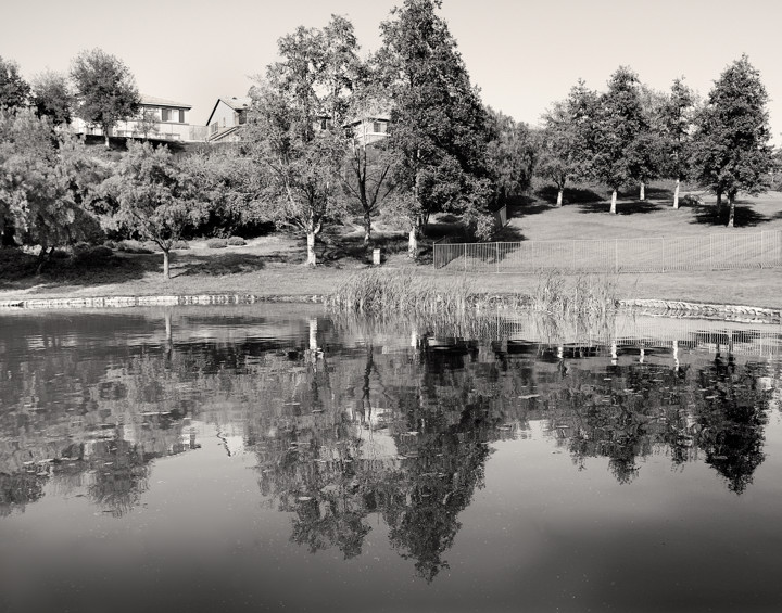 Reflections at the Ranch