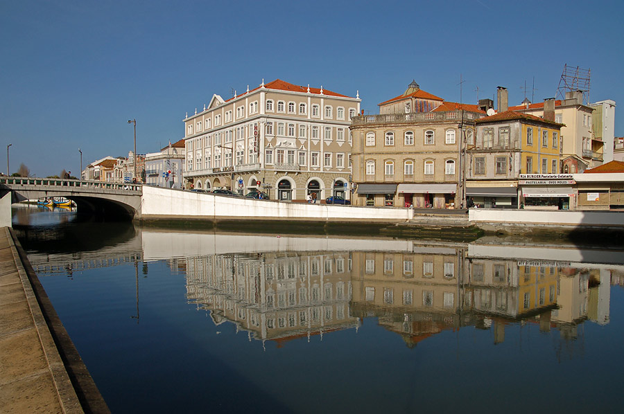 Reflections in Aveiro