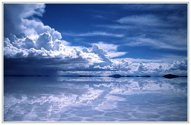 Reflections - Salar de Uyuni