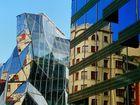 Reflejos de un Bilbao acristalado
