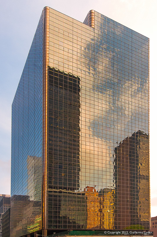 Reflejos en Manhattan I