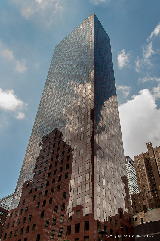 """Reflejos en Manhattan III"""