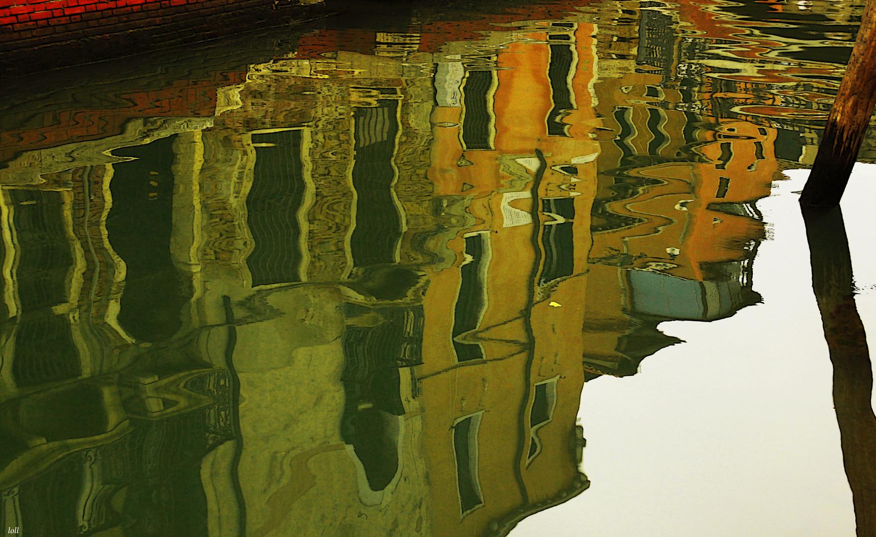 ...reflejos venezianos...