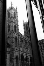 Reflet - Basilique Sainte Catherine - Montréal