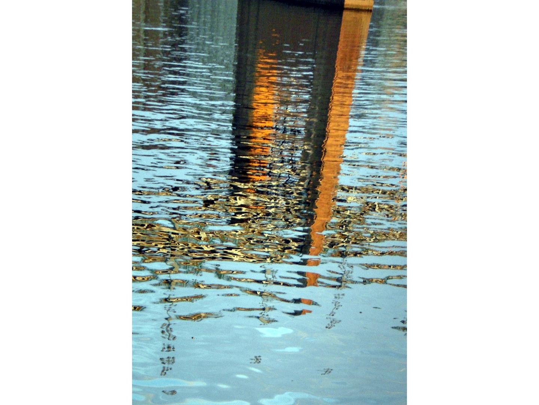 Reflet dans la Garonne