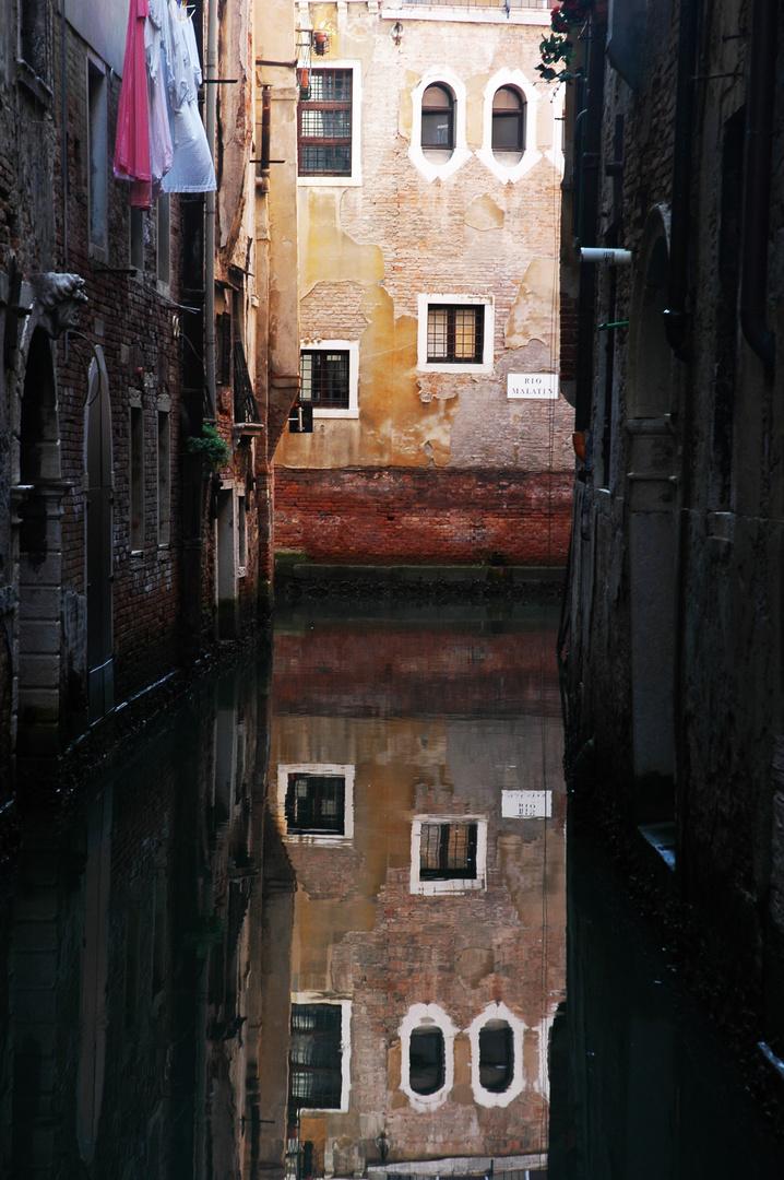 Reflet de rue